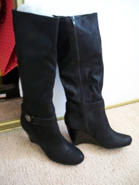fall find wedge boots beautygirl24