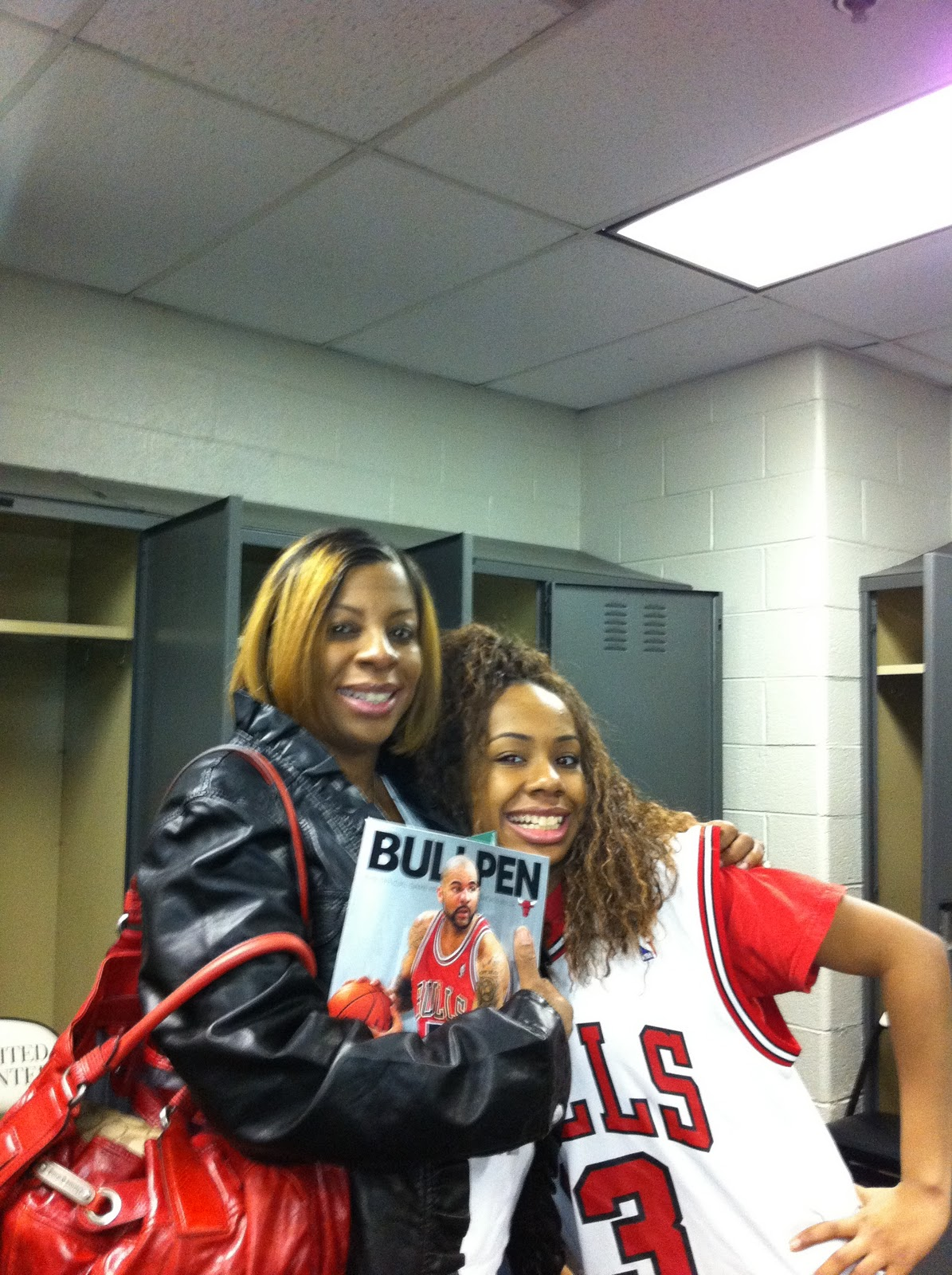 "AySha ""Lil Miss Sassy Barbie"" Pettis NBA Chicago Bulls Great Bob"