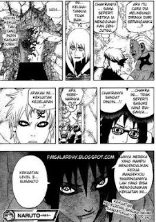 Komik Naruto 464 - Kekuatan Kegelapan