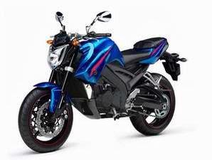 Foto Motor Yamaha Vixion 2010