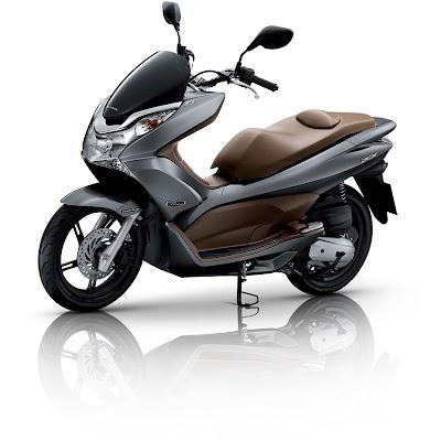 Motor Honda PCX 125i sporty 2010