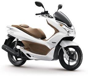 New Honda PCX 125i 2010 Thailand Pictures
