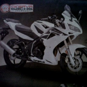 Sepeda Motor Minerva R150 VX 150cc