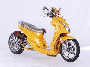 Yamaha mio scooter matic