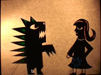 Java shadow puppet