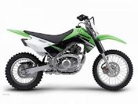 Gambar Modifikasi Motor Kawasaki KLX 150