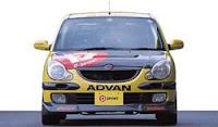 Daihatsu Sirion D-Sport