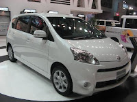 Daihatsu Mobil Boon Luminas 2009