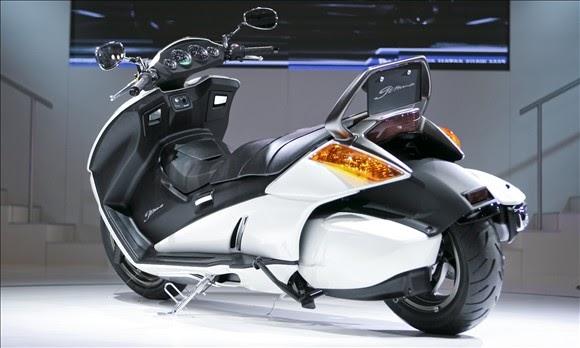 Gambar Suzuki Gemma 250 Cc Modification