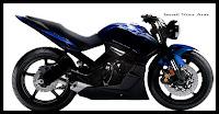 Gambar modifikasi Honda Tiger Revo 250 cc