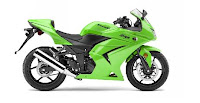 Gambar modifikasi Kawasaki Ninja ZX 250 R Modification 2009