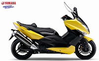 gambar Motor Skutik Yamaha T-Max 2009