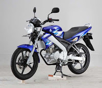 Motor Yamaha Vixion 2009