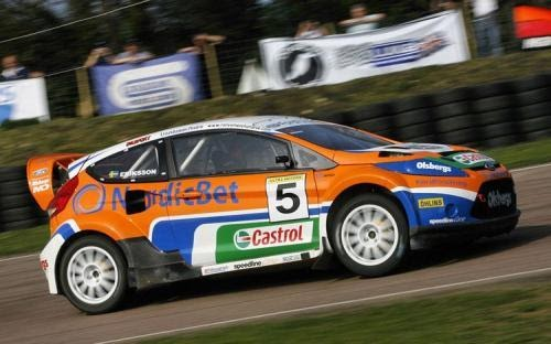 2010 Ford Fiesta S2000 Sport Rally Car Edition Dekstop Background