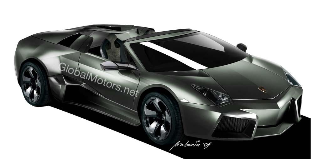 2010 Lamborghini Revent U00f3n Roadster Wallphotos