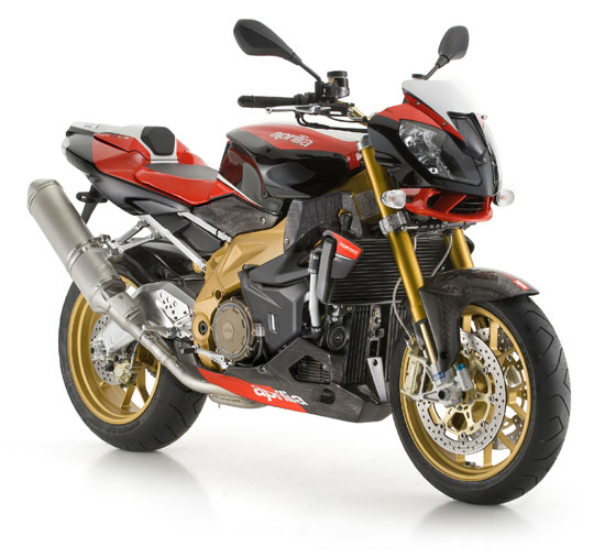 Motorcycle Collector Red Black Color Combination Aprilia Tuono - Black and red color combo