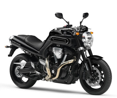 2013 Yamaha MT 01 Power Cruiser   automodified