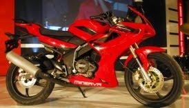 Minerva MRX 650 Fiuscher motor sport 2010
