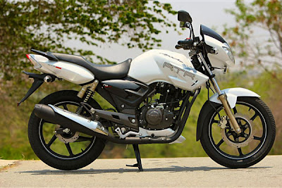 New Motor TVS Apache RTR 180 cc 2010