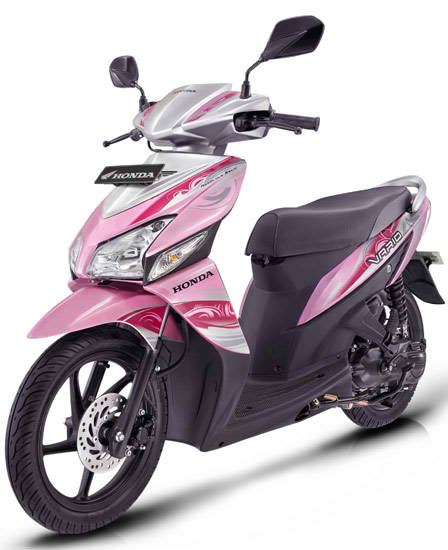 pemotor honda alien a new alternative of the vario techno skutik honda