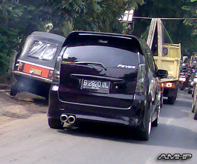Photo Mobil Modifikasi Avanza