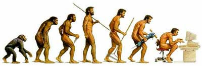 Gambar Manusia Purba Langka, hewan purba, Benda purba J