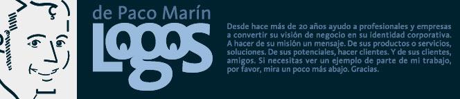 Logos de Paco Marín