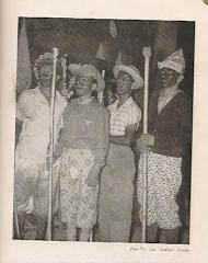 """""""Los Judíos en Semana Santa"""", en 1954:"""