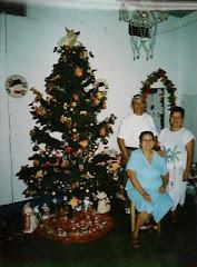 Tía Rosa Duarte Rondón (foto en San Antonio del Táchira en el 2004):