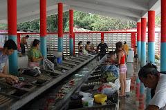 Lavaderos Públicos con aguas termales: