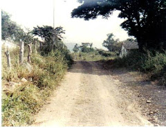"""En """"EL TABLÓN"""" actual; casa y capilla de bisabuelos: Francisco Rondón e Isabel Durán."""