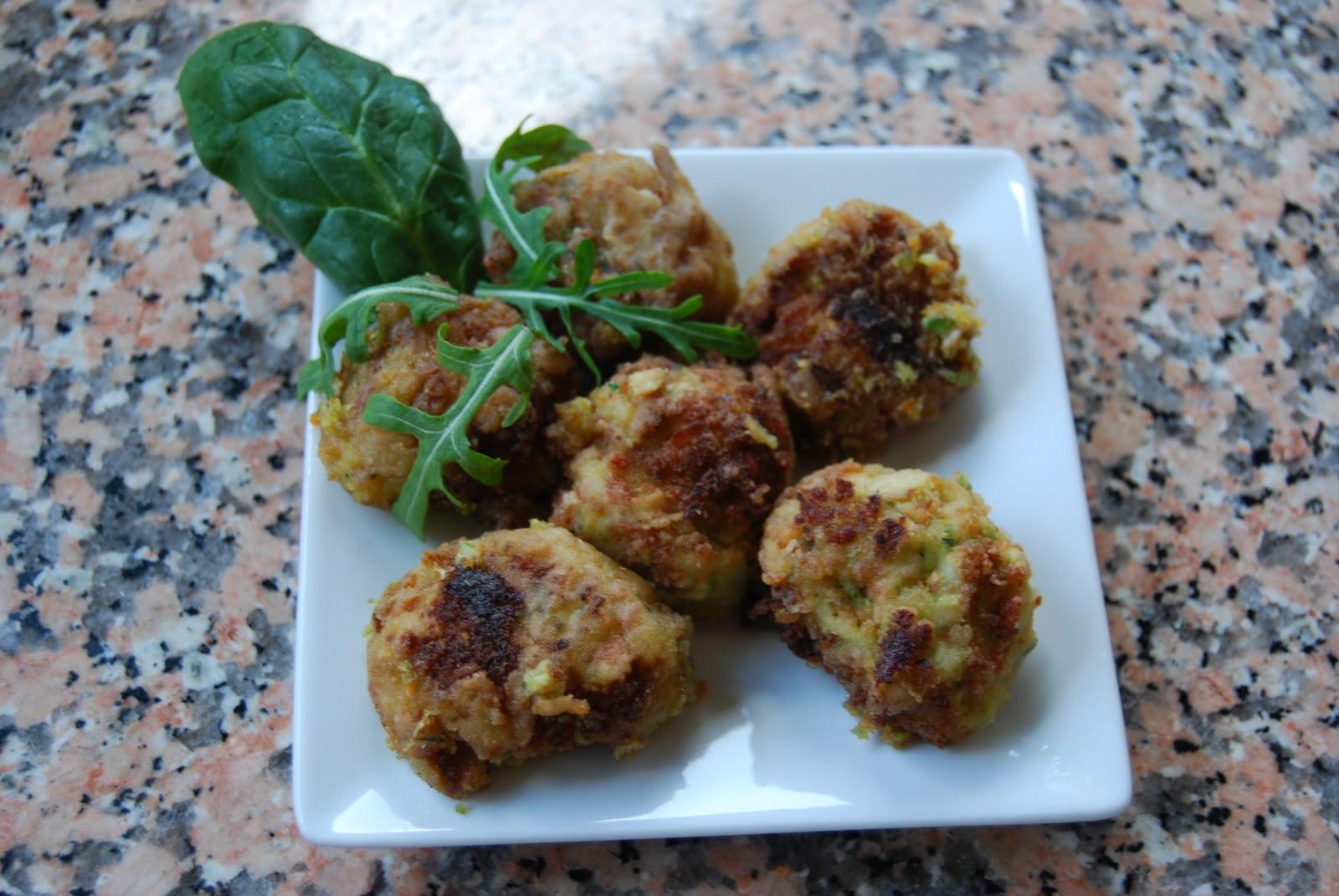 El blog de beg n albondigas de verduras for Albondigas de verduras