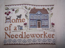 "LHN ""Home of a Needleworker"" (Too!)"