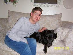 Nick and Charger 11/09