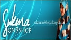 SukmaOn9Shop 1st year GIVEAWAY