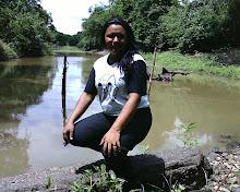 Regiane - uma das fundadora do grupo