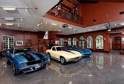 Garagen Design maenner garage schöne garagen