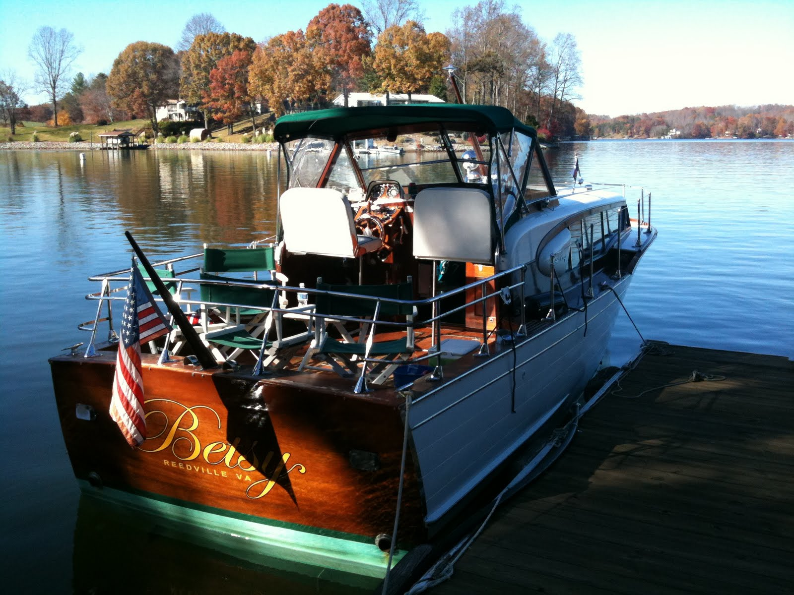 We Had A Great Time Shooting This Story Thanks To George Blosser And The Members Of Smith Mountain Lake Antique Classic Boat Society