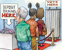 A vote for Stephen Harper or McGuinty or John Tory is a vote for coal and nuclear