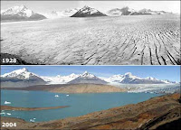 Glacier loss: drinking water for millions in peril