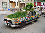 Vehicle reclamation project, Kensington market