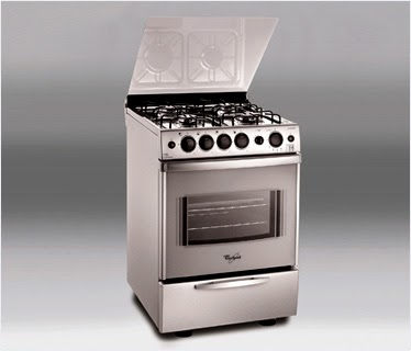 Feria americana cocina whirlpool wfs 56 s2 casi nueva for Encendido electronico cocina whirlpool