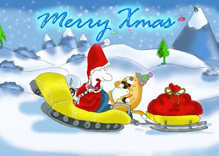 Chritmas Ecards Wallpapers