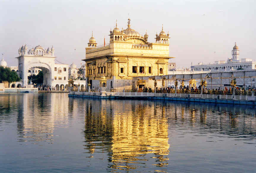 Labels: Amritsar Golden Temple