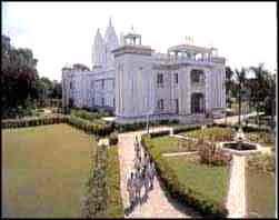 Mahatma Gadhi Temple In Gadhinagar