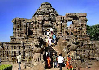 sun-Temple-of konark,Orissa