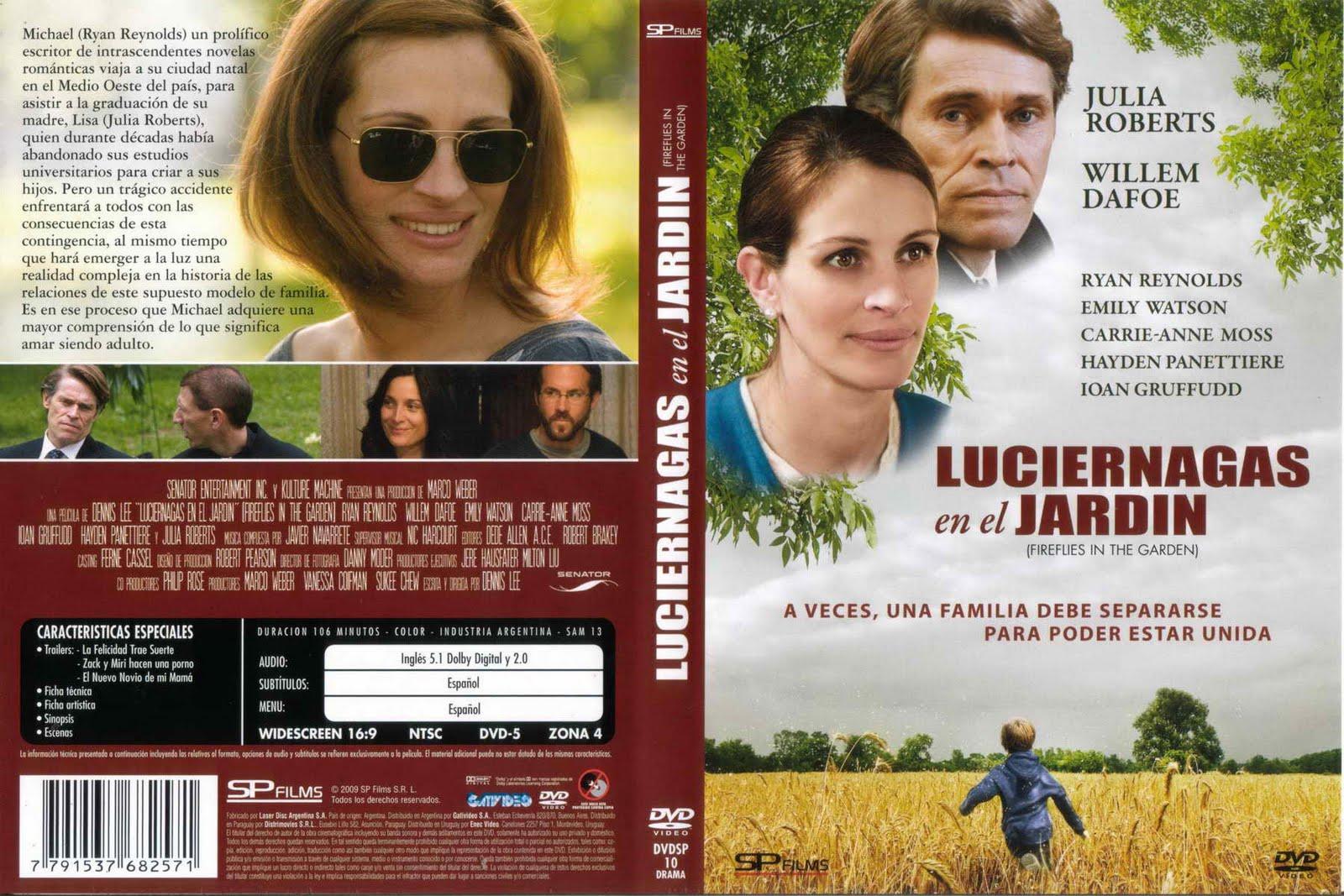 Mi cine luciernagas en el jardin for Luciernagas en el jardin libro
