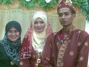 selamat pengantin baru buat anna dan suami
