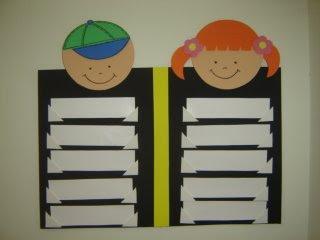 decorar el aula para niños