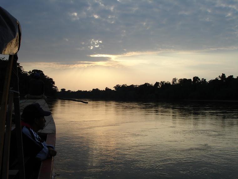 Del río Morona al Marañón